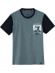 Adidas Gonz Pocket T-Shirt (core heather/black)