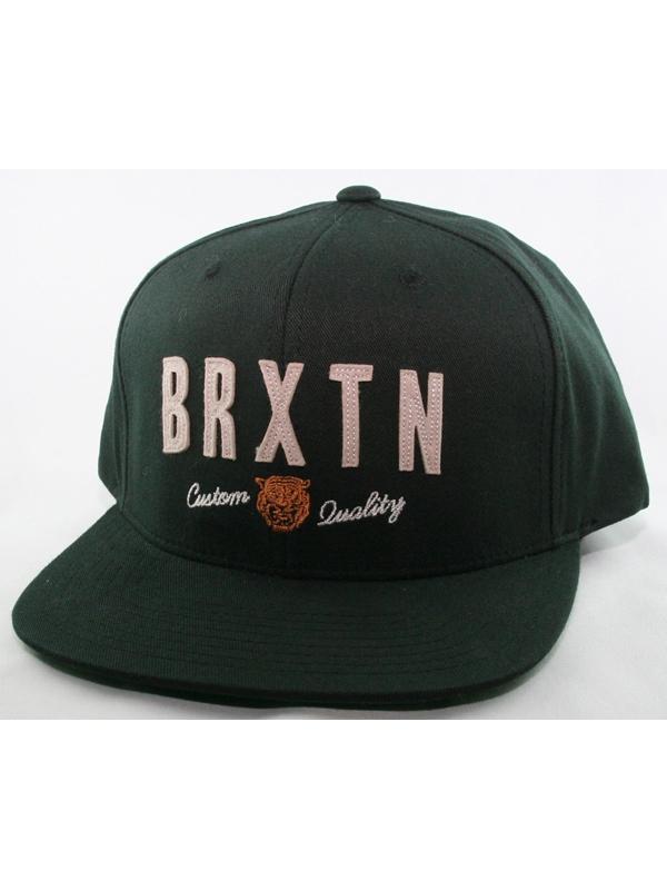 Brixton Ronan Cap (washed black)
