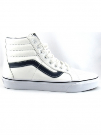 Vans SK8-Hi Reissue (white/stripes)
