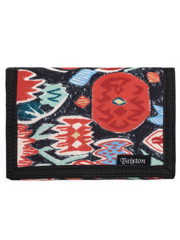 Brixton Barter Wallet (black/cream)