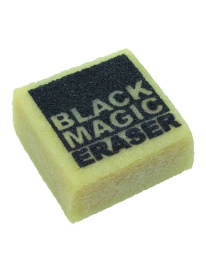 Black Magic Eraser Griptape Cleaner (gum)
