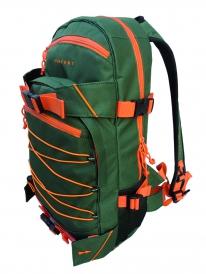 Forvert Ice Louis Rucksack (green/orange)