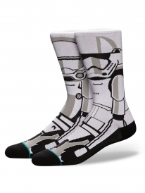 Stance Star Wars Trooper 2 Socken (white)