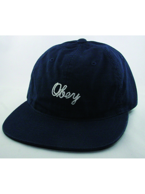 Obey Bridgeport Hat Cap (navy)