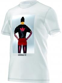 Adidas Fitness Girl T-Shirt (white)