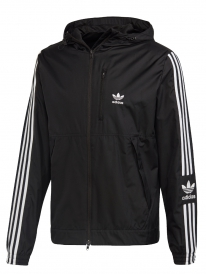 Adidas Lock Up Windbreaker Jacke (black)