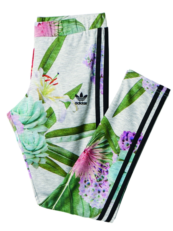 Adidas Train C Leggings (multicolor)
