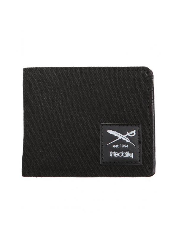 Iriedaily Heavy Wallet (black melange)