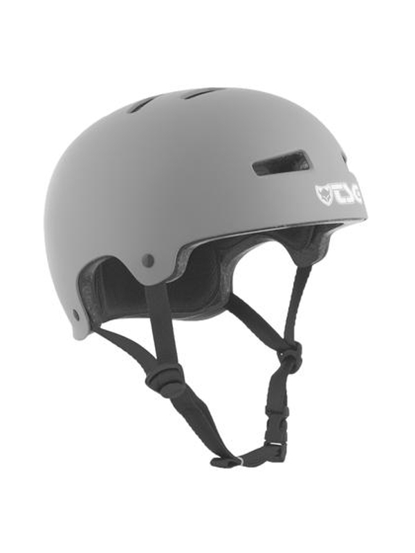 TSG Evolution Helm Solid Colors satin coal (verschied. Größen)