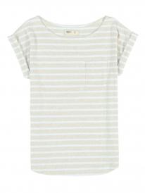 Wemoto Bell T-Shirt (sand-white)