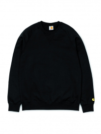 Carhartt WIP Chase Sweater (black/gold)