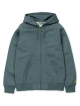 Carhartt Chase Zip Hoodie (grey heather)
