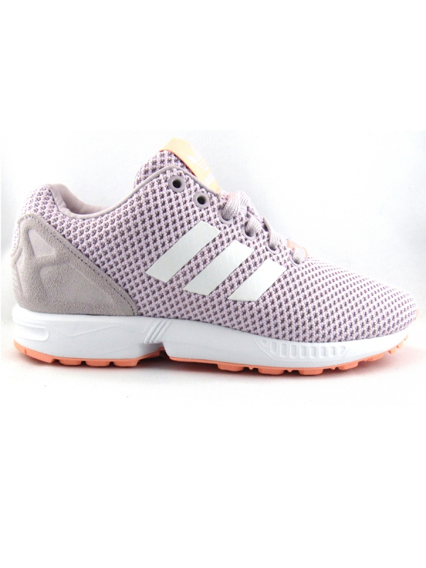 Adidas ZX Flux Weave (mauve/running white/glow coral)