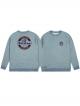 Brixton Soto Sweater (heather grey)