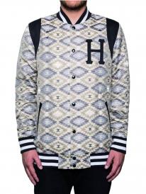 Huf Classic Varsity Jacke (cabazon)