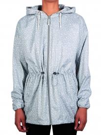 Iriedaily Drip Coat Jacke (silvergrey)