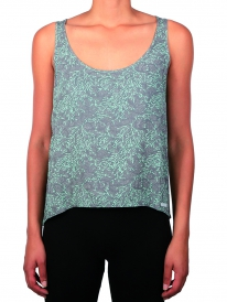 Iriedaily Corals Top (charcoal)