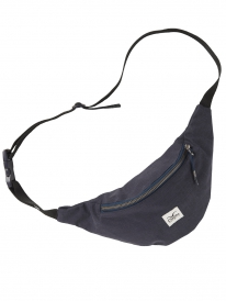 Cleptomanicx Hemp Hipbag (dark navy)