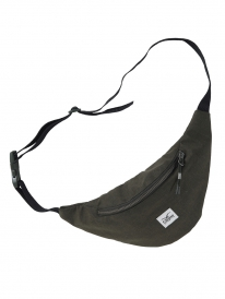 Cleptomanicx Hemp Hipbag (dark olive)