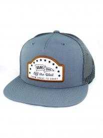 Vans Hoy Trucker Cap (frost grey)