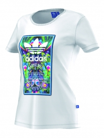 Adidas Bird TL T-Shirt (white)