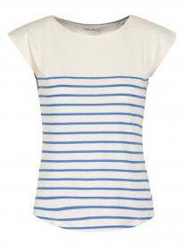 Forvert Newport T-Shirt (beige-blue)