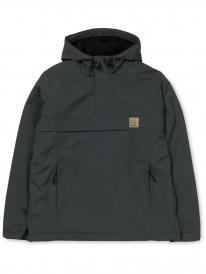 Carhartt WIP Nimbus Pullover Sommer Windbreaker (black)
