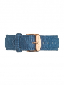 Kapten & Son Canvas Strap Blue (blau)