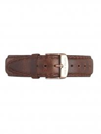 Kapten & Son Leather Strap Brown (braun)