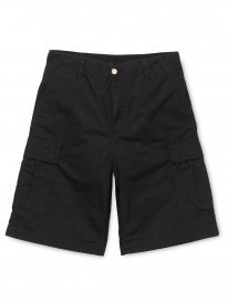 Carhartt WIP Cargo Short (black rinsed)