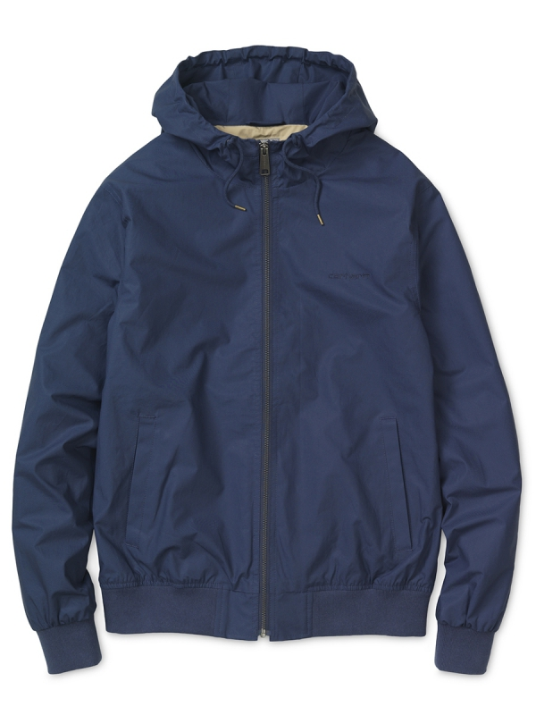 Carhartt WIP Marsh Jacke (blue/safari)