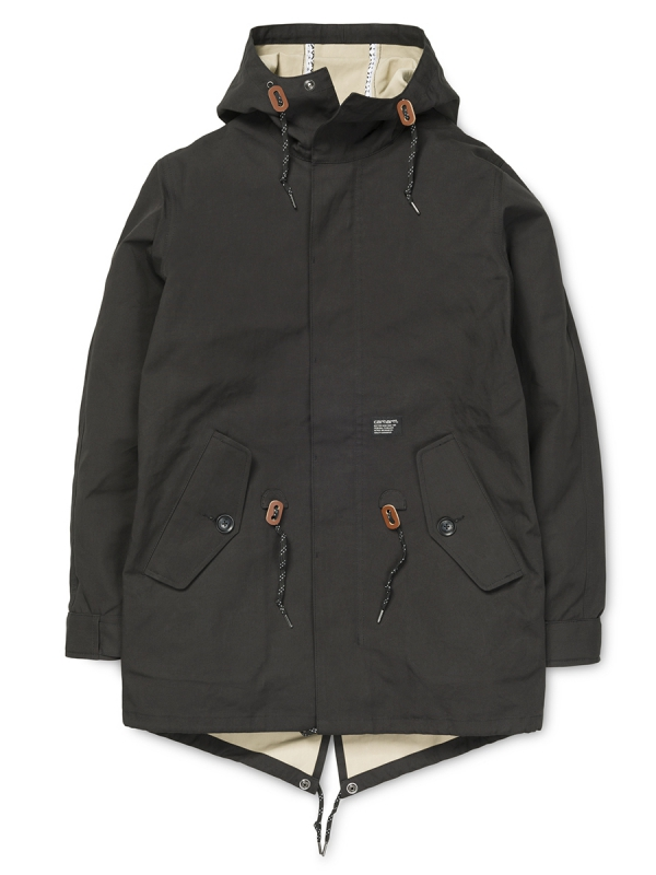 Carhartt Carter Jacke (black/safari)