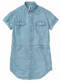 Carhartt WIP Corry Dress (blue super bleached)