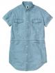Carhartt WIP Corry Dress (blue super bleached)