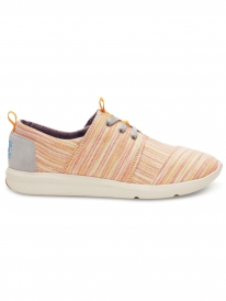 Toms Del Rey (orange multi stripe)
