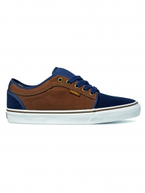 Vans Chukka Low (navy/tobacco)