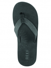 Reef Draftsmen Flipflops (black/dark grey)