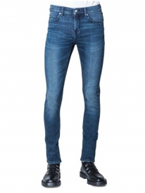 Cheap Monday Tight Jeans (credit dark blue)