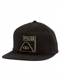 Poler Summit Cap (black)