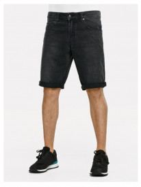 Reell Rafter Short (black denim)