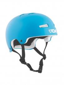TSG Evolution Kids Helm Solid Colors XXS/XS (satin dark cyan)
