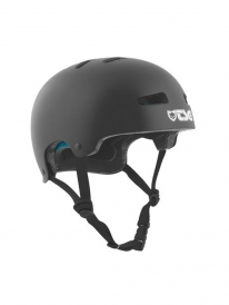 TSG Evolution Kids Helm Solid Colors XXS/XS (satin black)