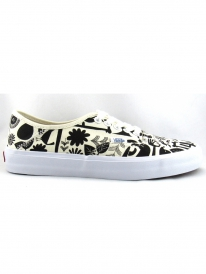 Vans Authentic SF Yusuke Hanai (classic white)