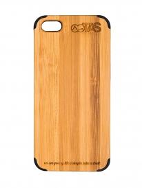 TAS Raw Vollholz iPhone 5 / 5S Hülle (verschied. Holzarten)
