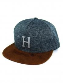 Huf Metal H Cap (black)