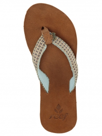 Reef Gypsylove Flipflops (blue/multi)
