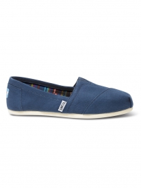 Toms Classic (navy canvas)
