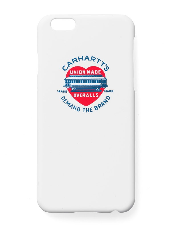 Carhartt WIP Demand iPhone 6 / 6S Hardcase (white/blue/red)