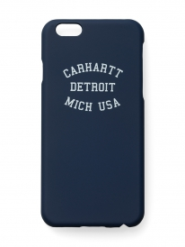Carhartt Detroit iphone 6 / 6S Handyhülle (navy/white)