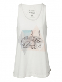 Element Sleepy Deer Tank Top (ivory)